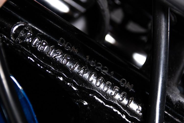 1980 Honda CB 125 7/C 21