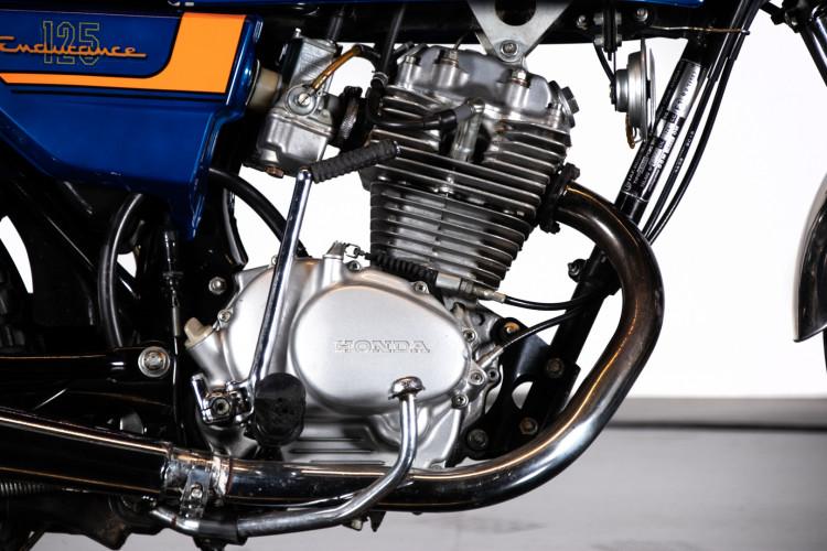 1980 Honda CB 125 7/C 6