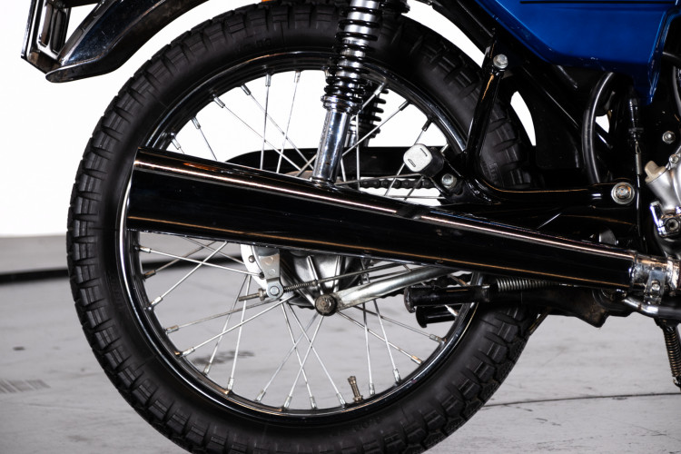 1980 Honda CB 125 7/C 8