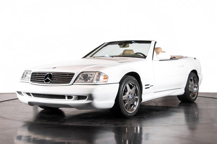 2000 Mercedes-Benz SL500 2