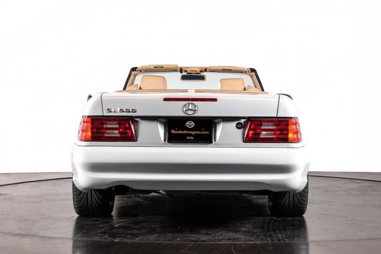 2000 Mercedes-Benz SL500 5