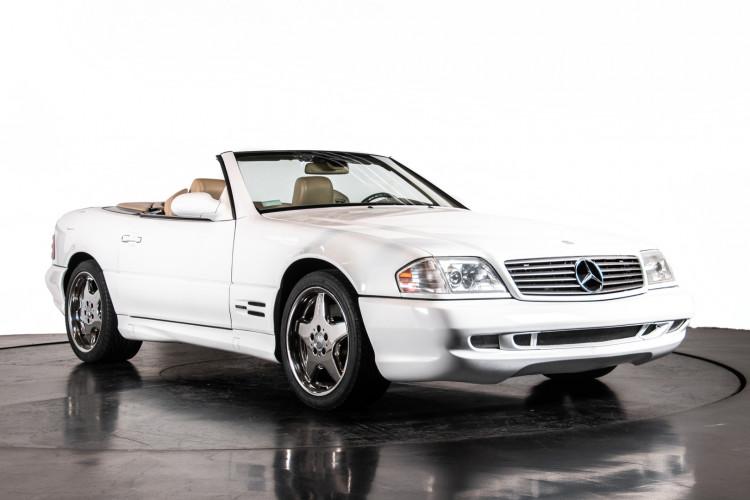 2000 Mercedes-Benz SL500 9