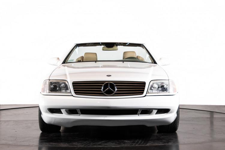 2000 Mercedes-Benz SL500 0
