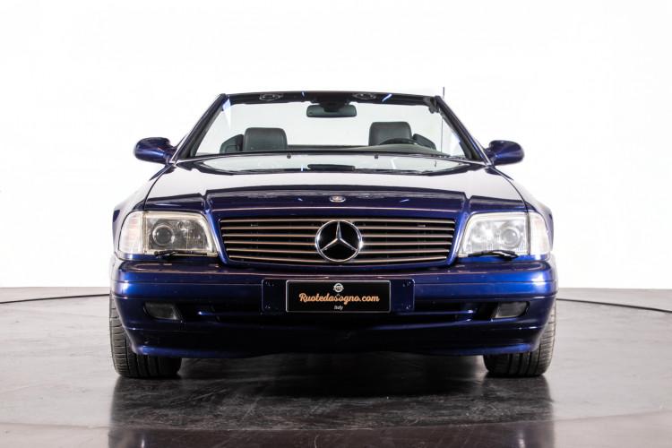 2000 Mercedes Benz SL500 Blue Edition 0