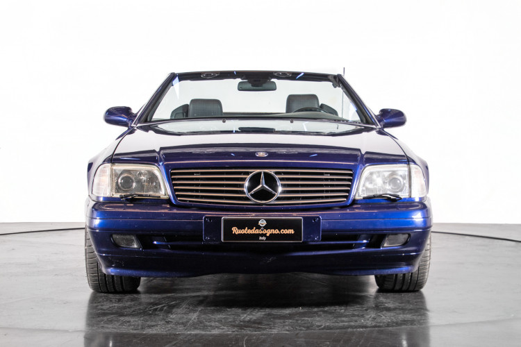 2000 Mercedes Benz SL500 SL Edition 13