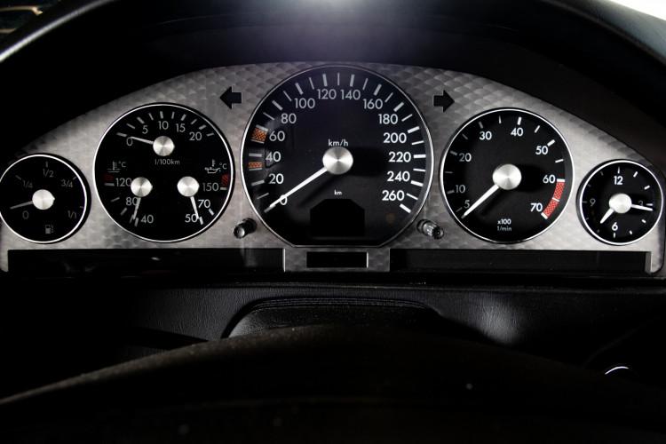 2000 Mercedes Benz SL500 Blue Edition 22