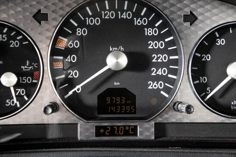 2000 Mercedes Benz SL500 Blue Edition 23