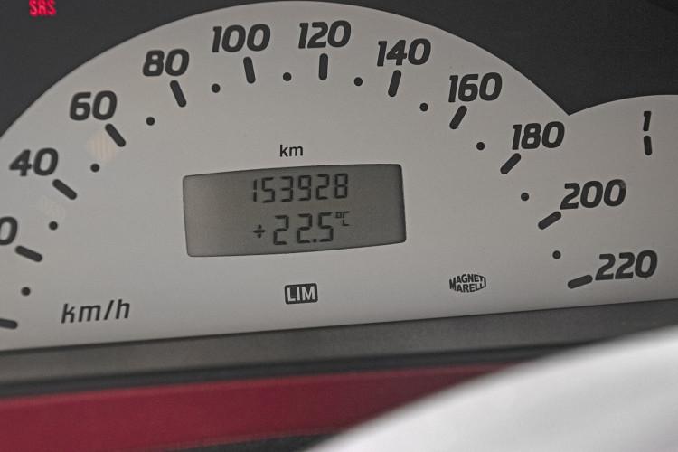 1998 Mercedes-Benz A160 Mika Hakkinen Edition 19