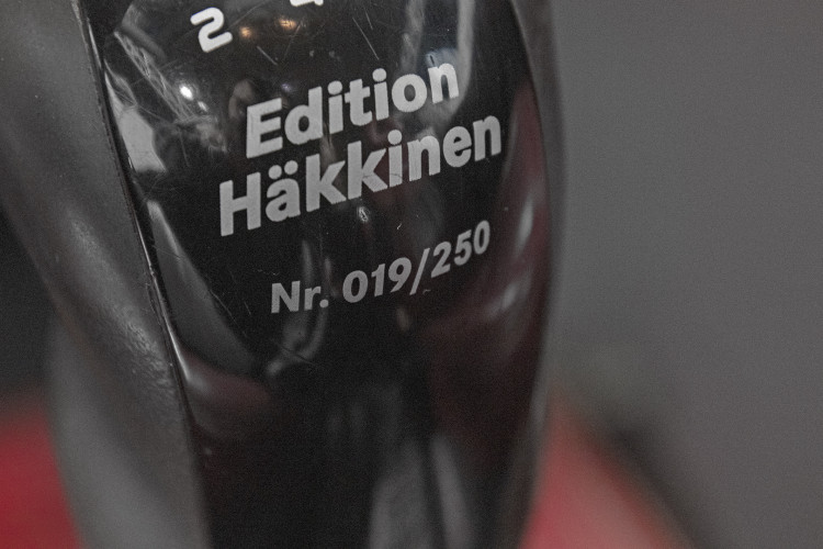 1998 Mercedes-Benz A160 Mika Hakkinen Edition 23
