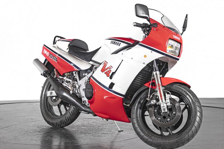 1984 YAMAHA RD 500 V4 3