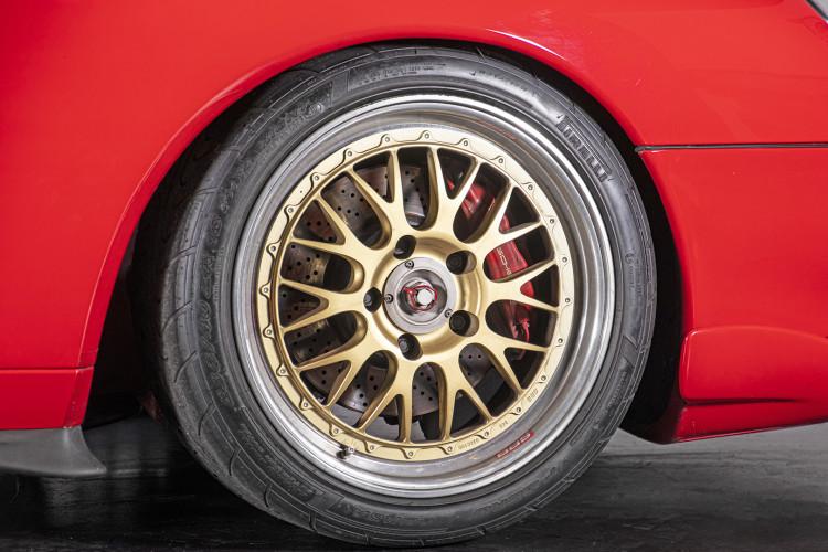 1995 PORSCHE 993 CARRERA RS CLUBSPORT 10