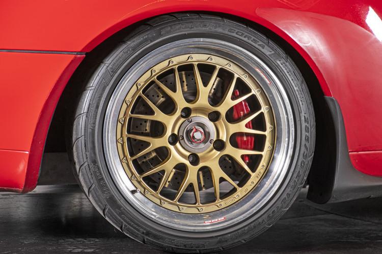 1995 PORSCHE 993 CARRERA RS CLUBSPORT 11