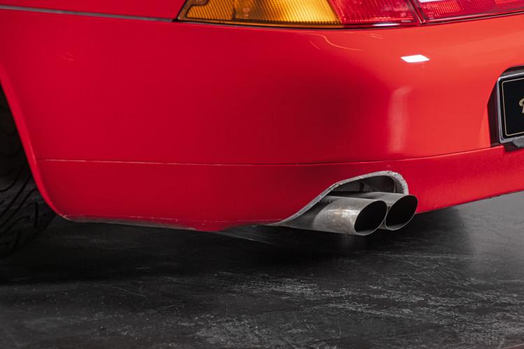 1995 PORSCHE 993 CARRERA RS CLUBSPORT 12