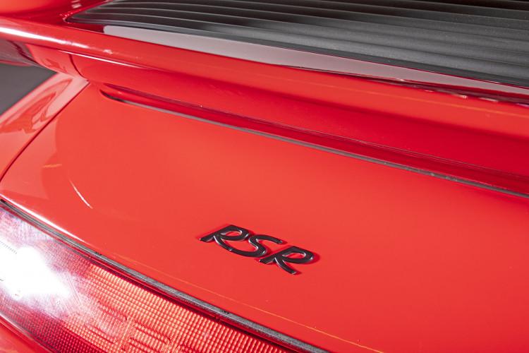 1995 PORSCHE 993 CARRERA RS CLUBSPORT 17