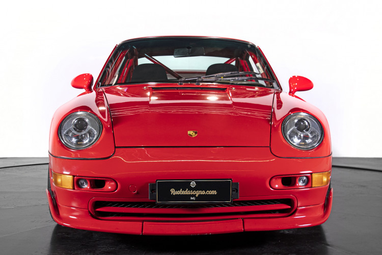 1995 PORSCHE 993 CARRERA RS CLUBSPORT 4