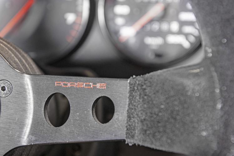 1995 PORSCHE 993 CARRERA RS CLUBSPORT 38