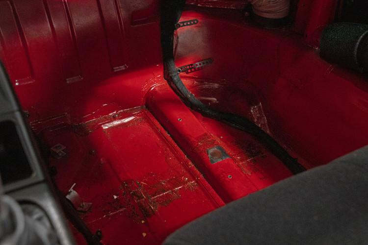 1995 PORSCHE 993 CARRERA RS CLUBSPORT 46