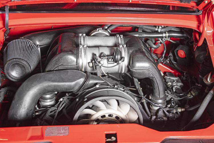 1995 PORSCHE 993 CARRERA RS CLUBSPORT 55
