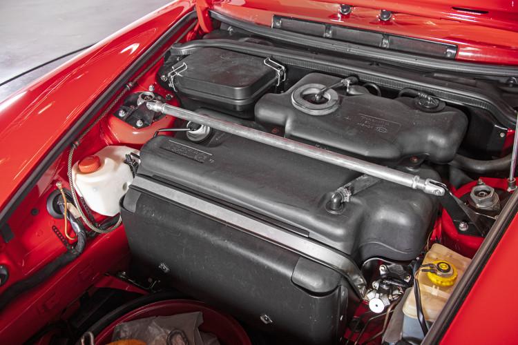 1995 PORSCHE 993 CARRERA RS CLUBSPORT 59