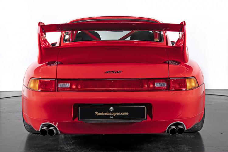1995 PORSCHE 993 CARRERA RS CLUBSPORT 7