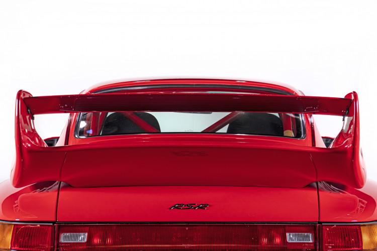 1995 PORSCHE 993 CARRERA RS CLUBSPORT 8