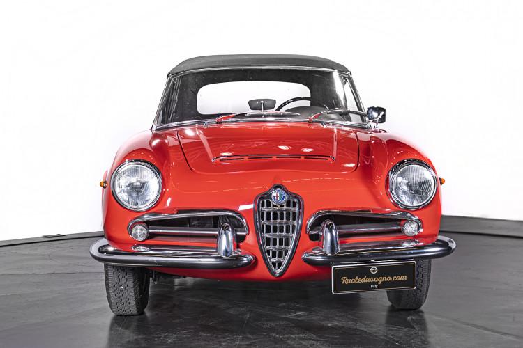 1962 ALFA ROMEO GIULIA SPIDER 0