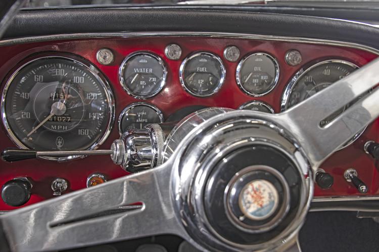1964 MASERATI 3500 GTi 25