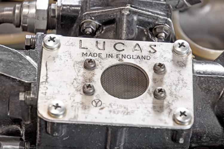 1964 MASERATI 3500 GTi 38