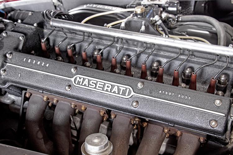 1964 MASERATI 3500 GTi 44