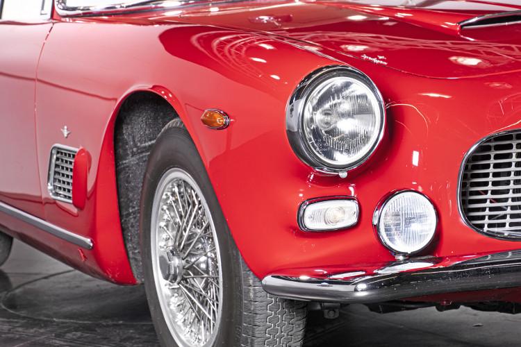 1964 MASERATI 3500 GTi 5