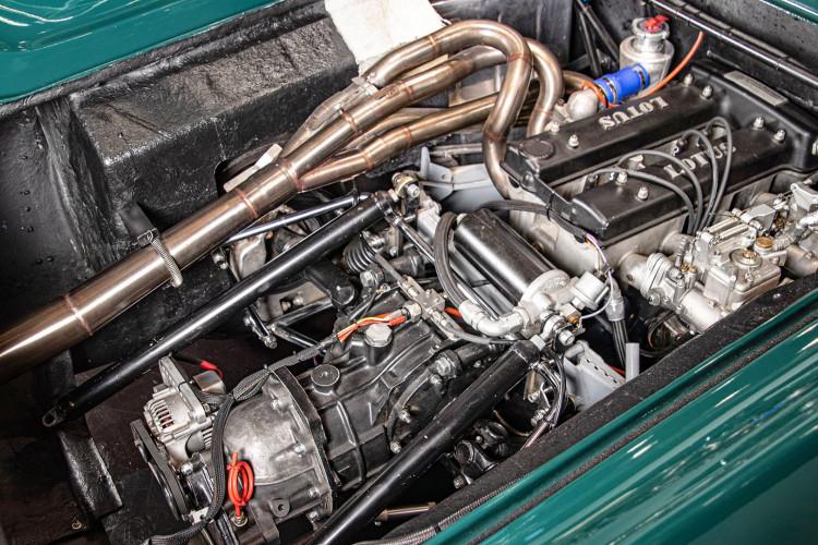 1967 Lotus 47 GT 33