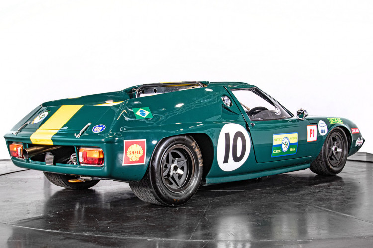 1967 Lotus 47 GT 4