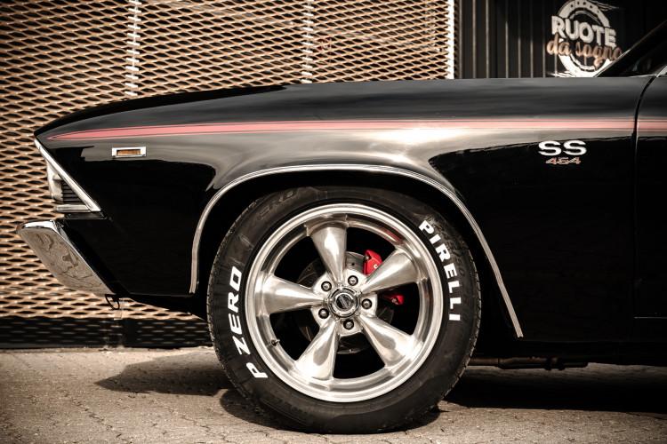 1969 Chevrolet Chevelle SS 12