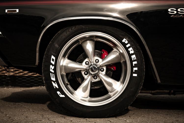 1969 Chevrolet Chevelle SS 13