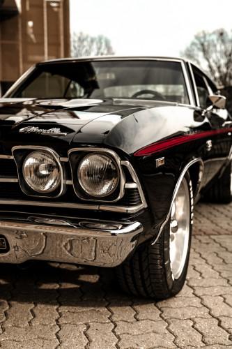 1969 Chevrolet Chevelle SS 7