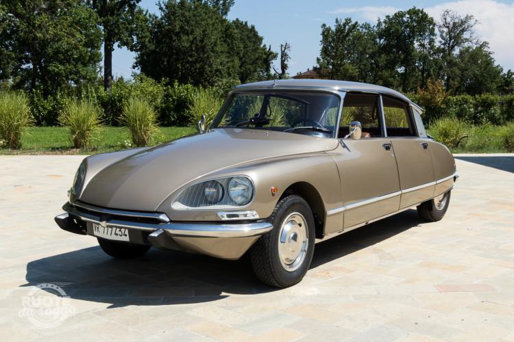 1972 Citroen DS23 Pallas 0