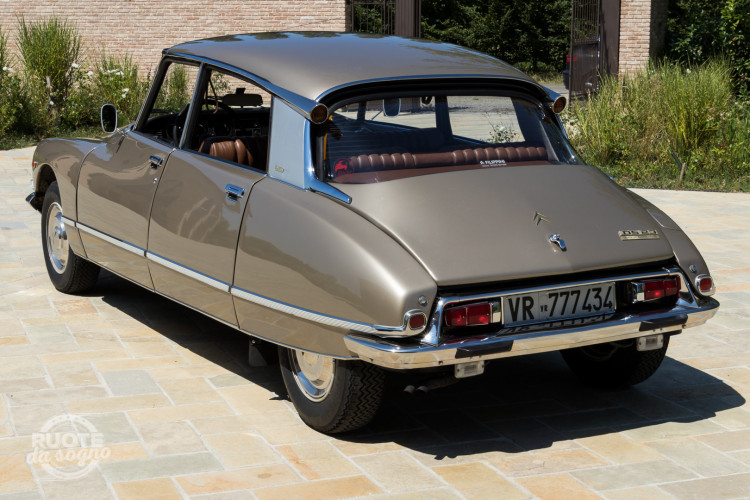 1972 Citroen DS23 Pallas 2