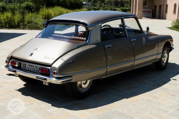 1972 Citroen DS23 Pallas 3