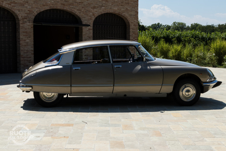 1972 Citroen DS23 Pallas 4
