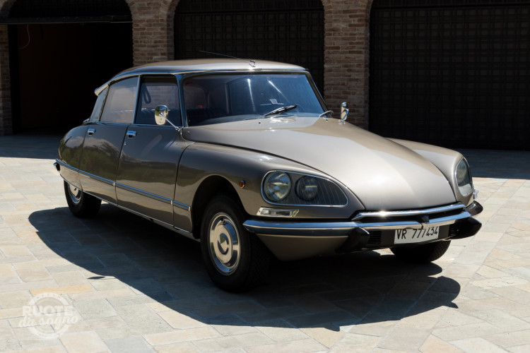 1972 Citroen DS23 Pallas 5