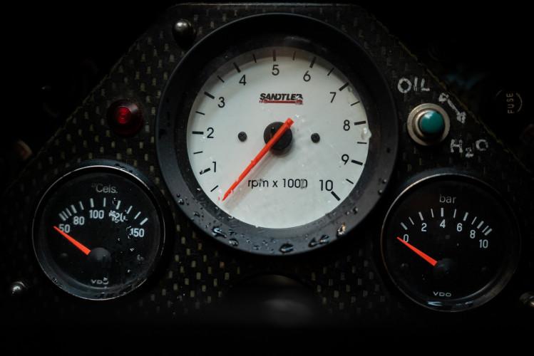 1991 Dallara Alfa Romeo Tipo 391 25