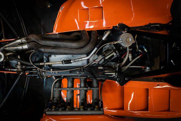 1991 Dallara Alfa Romeo Tipo 391 30