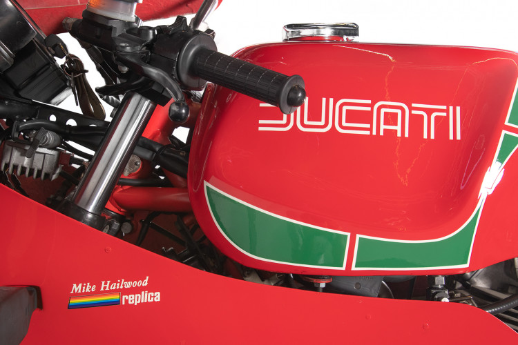 1983 Ducati 900 MIKE HAILWOOD REPLICA 14
