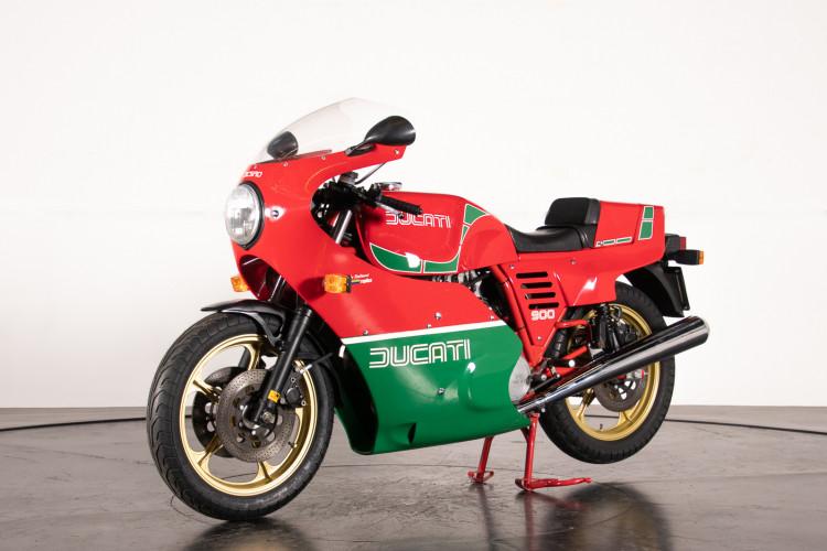 1983 Ducati 900 MHR 0