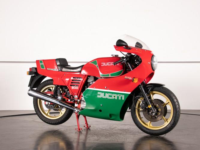 1983 Ducati 900 MHR 7
