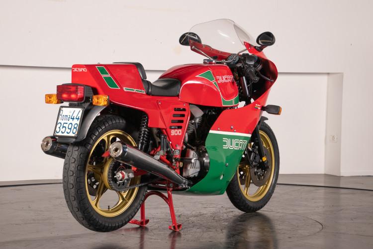 1983 Ducati 900 MHR 25