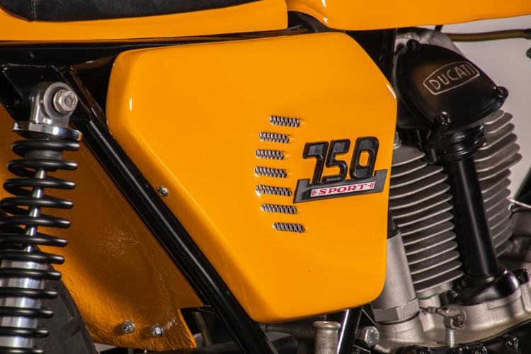 1978 Ducati 750 S 8