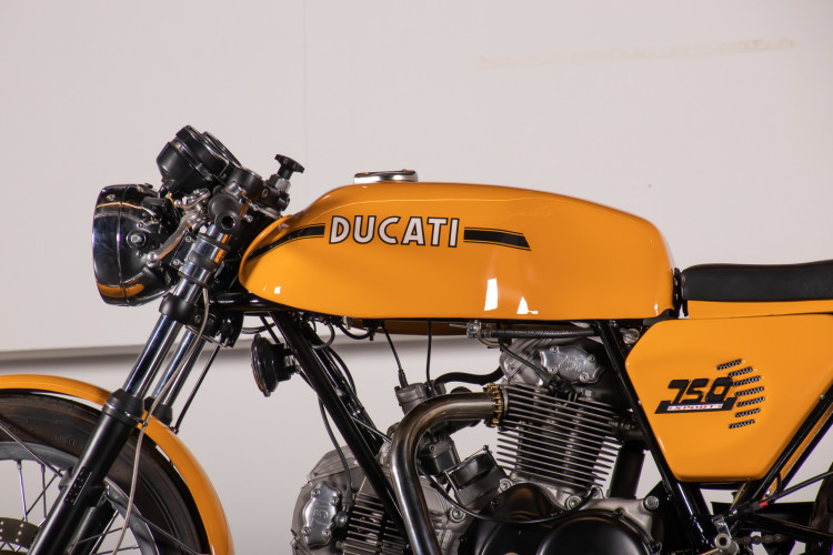 1978 Ducati 750 S 32