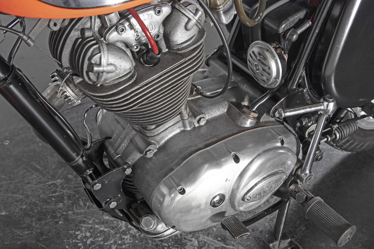 1973 DUCATI SCRAMBLER 350 23