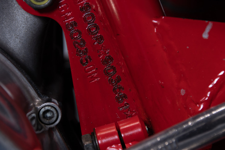 1983 Ducati 900 Mike Hailwood Replica 17